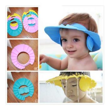 Pack Of 2 Adjustable Kids Shower Cap